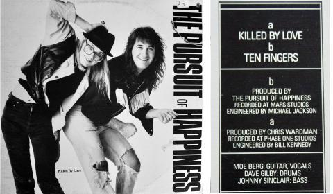 Killed By Love 12""