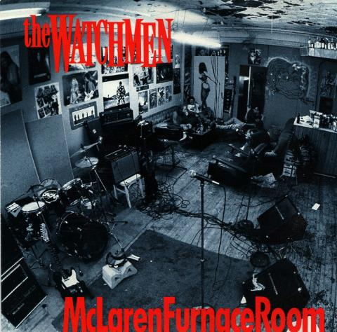 The Watchmen - McLaren Furnace Room